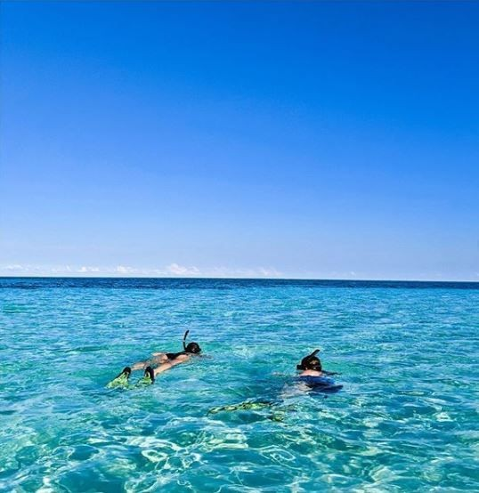 Snorkel-St.-Georges-Caye-Resort-Belize