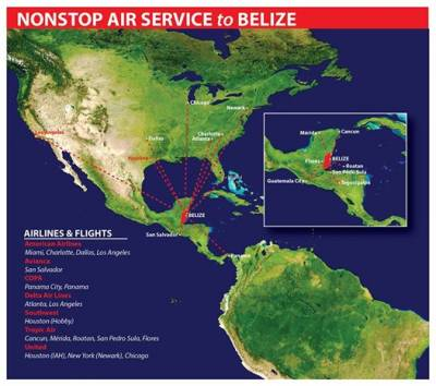 Photo Credit Tropic Air Belize
