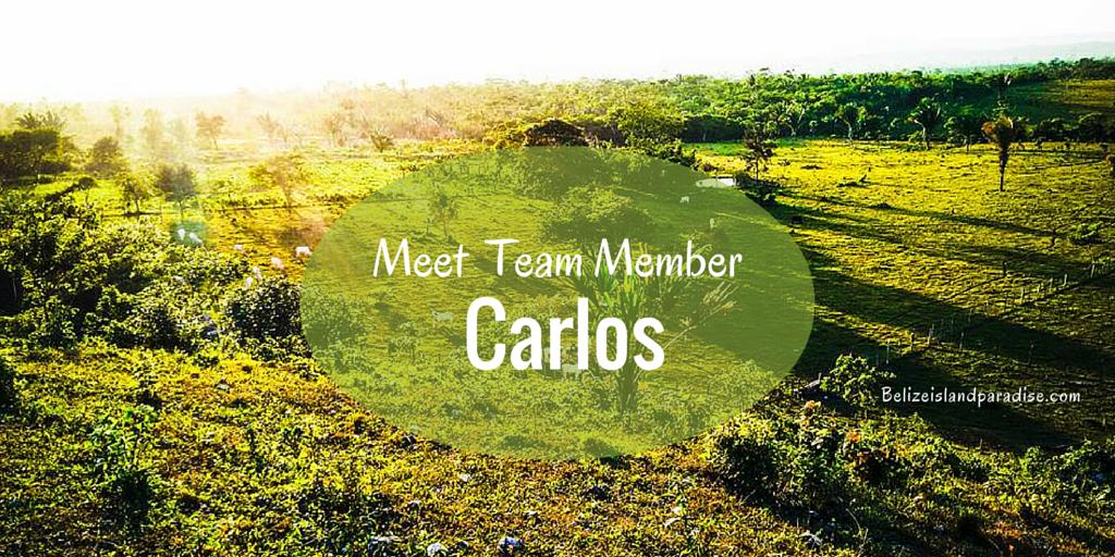 Meet Carlos!